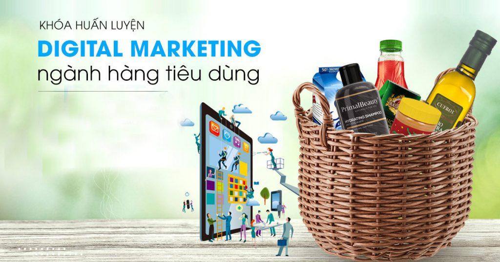 Digital hàng tiêu dùng